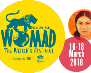 THE DAY LINE-UP FOR WOMAD 2018: The world on your doorstep