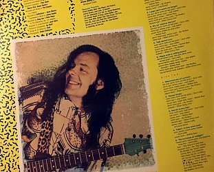 DAVID LINDLEY AND EL RAYO-X; VERY GREASY, CONSIDERED (1988): A Caribbean cruise in your own backyard