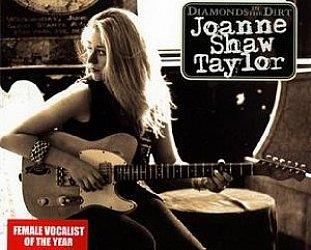 Joanne Shaw Taylor: Diamonds in the Dirt (Ruf)