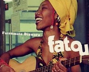 BEST OF ELSEWHERE 2011 Fatoumata Diawara: Fatou (World Circuit)