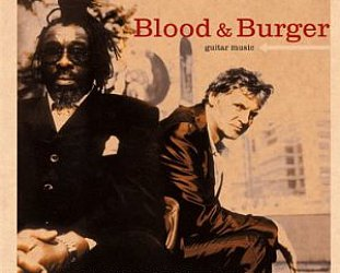 Blood and Burger: Guitar Music (Derniere Bande)