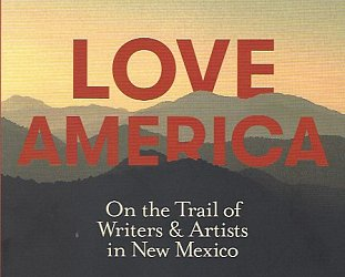 LOVE AMERICA by JENNY ROBIN JONES