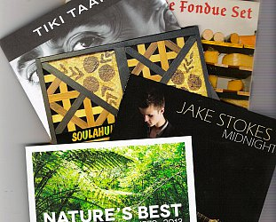 SHORT CUTS: A round-up of recent New Zealand releases