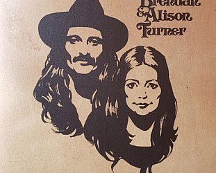Brendan and Alison Turner: Ghost of a Friend (vinyl/digital outlets)