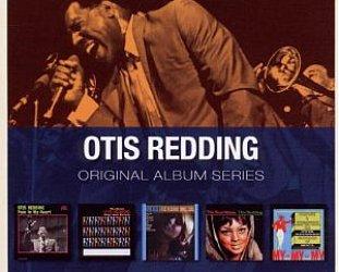 THE BARGAIN BUY: Otis Redding; The Original Album Series (Atco)