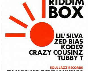 Various Artists: Riddim Box (Soul Jazz/Southbound)