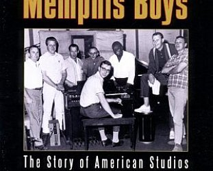 Various Artists: Memphis Boys; The Story of American Studios (Ace)