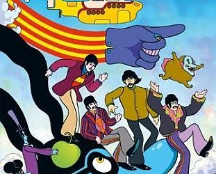THE BEATLES, YELLOW SUBMARINE adapted and illustrated by BILL MORRISON