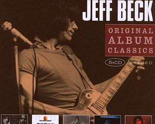 THE BARGAIN BUY: Jeff Beck: Original Album Classics