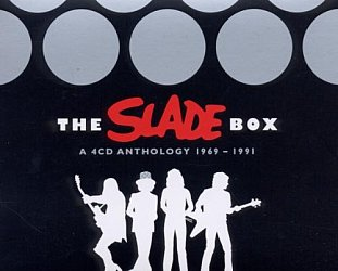 Slade: The Slade Box; A 4CD Anthology 1968-1991  (Salvo)