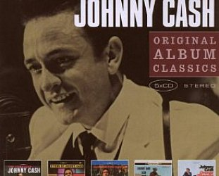 THE BARGAIN BUY: Johnny Cash; Original Album Classics