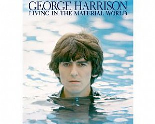 GEORGE HARRISON; LIVING IN THE MATERIAL WORLD a doco by MARTIN SCORSESE (Roadshow DVD)