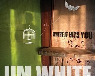 Jim White: Where It Hits You (Yep Roc)