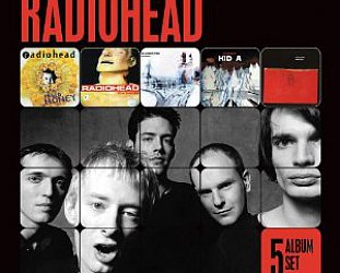 THE BARGAIN BUY: Radiohead; 5 Album Set (EMI)