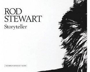 THE BARGAIN BUY: Rod Stewart; Storyteller