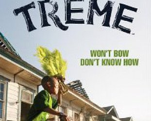 TREME; THE COMPLETE FIRST SEASON, a series by DAVID SIMON (4-DVD set)