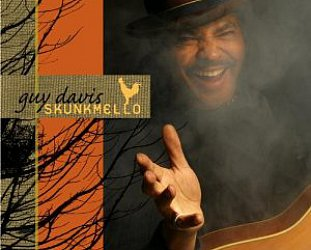 Guy Davis: Skunkmello (Red House)