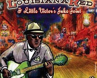 Louisiana Red and Little Victor's Juke Joint: Memphis Mojo (Ruf/Yellow Eye)