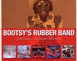 THE BARGAIN BUY: Bootsy's Rubber Band; Original Album Series (Rhino)
