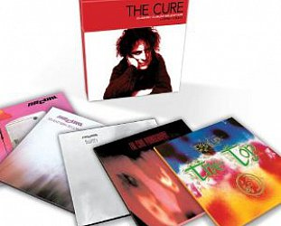 THE BARGAIN BUY: The Cure; Classic Album Selection (Universal)