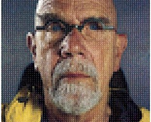 CHUCK CLOSE IN SYDNEY (2014): In the face of challenges