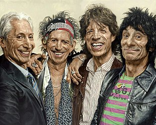 THE ROLLING STONES, AGAIN (2016): Goin' back home to the blues