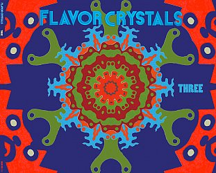 Flavor Crystals: Three (bandcamp/Crooked Little Fingers)