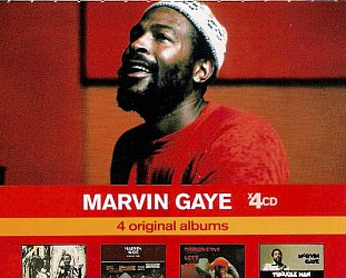 THE BARGAIN BUY: Marvin Gaye; 4 Original Albums (Motown)