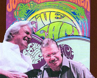CHICK COREA AND JOHN McLAUGHLIN'S FIVE PEACE BAND LIVE ALBUM: Nu-fusion not so confusin'