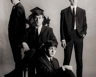 ASTRID KIRCHHERR WITH THE BEATLES, photography by ASTRID KIRCHHERR