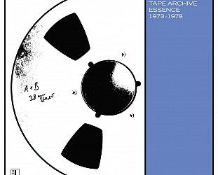 Roedelius: Tape Archives Essence 1973-1978 (Bureau 8/digital outlets)