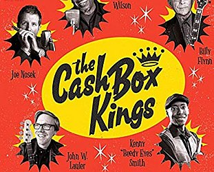 The Cash Box Kings: Hail to the Kings! (Alligator/Southbound)