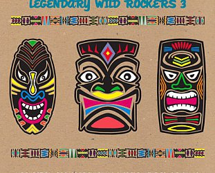 Various Artists: Legendary Wild Rockers 3 (BBE)