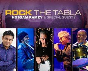 Hossam Ramzy: Rock the Tabla (Arc Music)