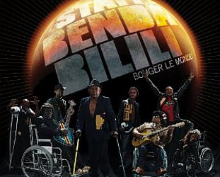 Staff Benda Bilili: Bouger le Monde (Crammed Discs/Southbound)