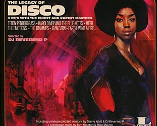 THE BARGAIN BUY: Various Artists; The Legacy of Disco