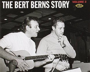 Various Artists: Hang on Sloopy; The Bert Berns Story Vol 3 (Ace/Border)