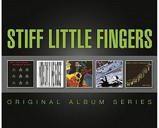 THE BARGAIN BUY: Stiff Little Fingers: Original Album Series