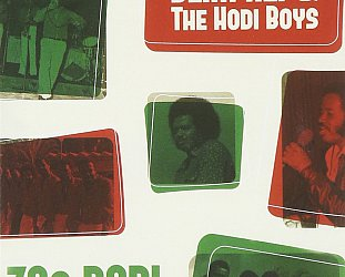 Slim Ali and the Hodi Boys: 70s Pop! (Arc Music)