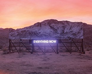 Arcade Fire: Everything Now (Sony)