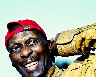WOMAD ARTIST 2013; JIMMY CLIFF INTERVIEWED: The outsider