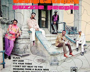 The Temptations: Message from a Black Man (1969)