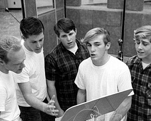 The Beach Boys: Wouldn't It Be Nice (vocals only, 1966)