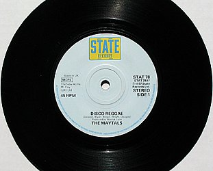 The Maytals: Disco Reggae (1977)