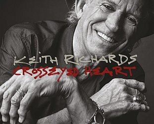 Keith Richards: Crosseyed Heart (Republic)
