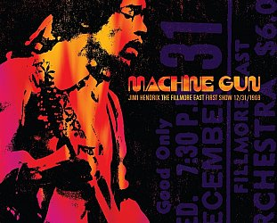 Jimi Hendrix and Band of Gypsys: Machine Gun (Sony)