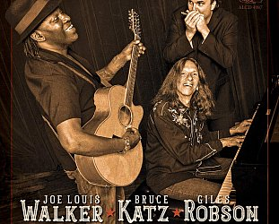 Walker/Katz/Robson: Journeys to the Heart of the Blues (Alligator/Southbound)