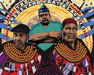 The Last Poets: Understand What Black Is (Studio Rockers)