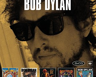 THE BARGAIN BUY: Bob Dylan: Original Album Classics