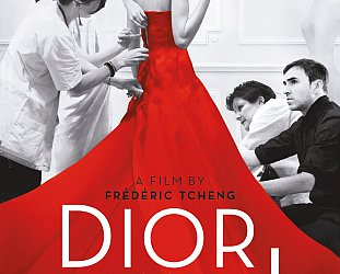 DIOR AND I, a doco by FREDERIC TCHENG (Madman DVD)